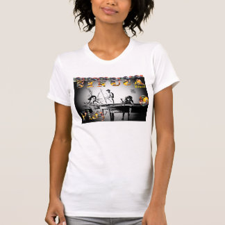 T-shirt Sinuca Brazil | Smart-eye