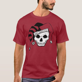 """T-shirt """"Skull of cuts """""""