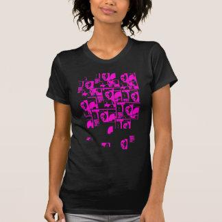 T-shirt Skulls (pink)