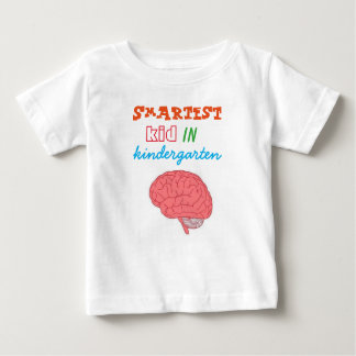 T-shirt Smartest kid in child terrible ears.