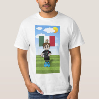 T-shirt soccer Mexico Mexico