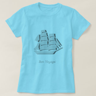 T-Shirt - Tall Ship