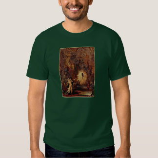 """T-Shirt: """"The Apparition [Ghost]"""" Shirts"""