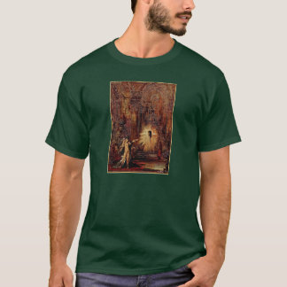 "T-Shirt: ""The Apparition [Ghost]"" T-Shirt"