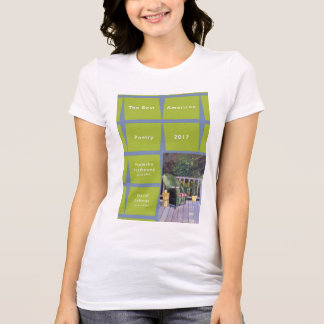 T-Shirt The Best American Poetry 2017