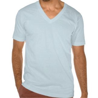 T-Shirt V-Neck Scams Flip