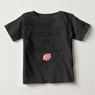 T-shirt Vegana BE kind you every kind