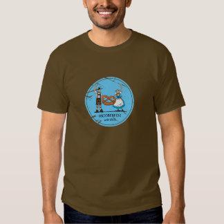 T-Shirt Vintage Oktoberfest Couple Pretzel
