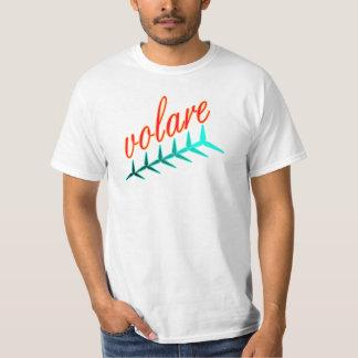 T-shirt volare flying fly prop propeller flight