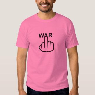 T-Shirt War Is Horrible