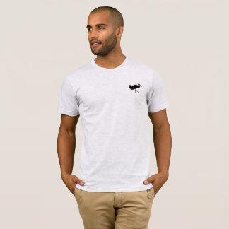 T shirt with Bhasalt logo design
