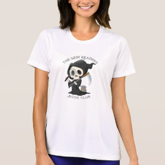 T-Shirt with Black Reader/Reaper