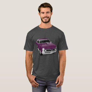 T-shirt with Classic Car Design