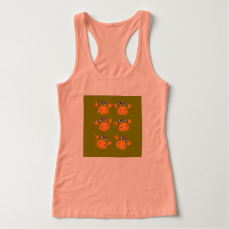 T-shirt with crabs cute