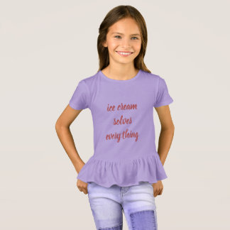 t shirt with ice cream quotes