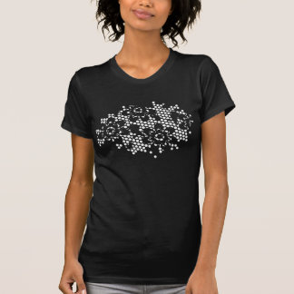 t-shirt with lace image