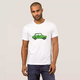 T-shirt with palm booklet Trabi