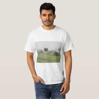 T-Shirt with Sheep Picture (Front only)