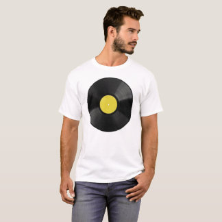 T-shirt with Vinyl