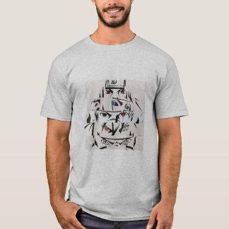 T-shirt Wolf Alpha, Ash