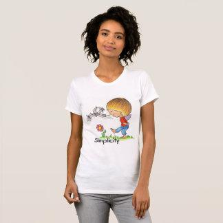 T-Shirt Women's - Children of Light - Simplicity