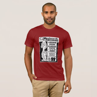 T-Shirt - Woolworth's Ten Cent Store - Five & Dime