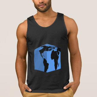 T.SHIRT WORLD PUBLIC GARDEN SINGLET