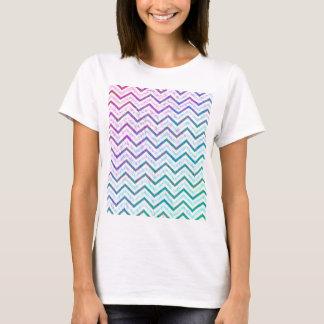 T-Shirt Zig Zag Chevron Pattern