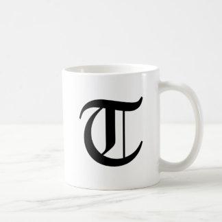 T-text Old English Mugs