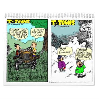 T-TOON Calendar