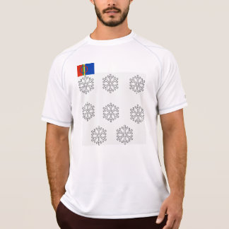 T-Tröja with snowflakes! T-Shirt