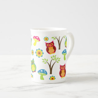 T-Wit T-Woo Collection Bone China Mug