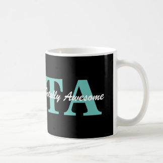 TA Mug Teacher's Assistant