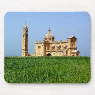 Ta Pinu Sanctuary, Gharb, Gozo Island Mouse Pad