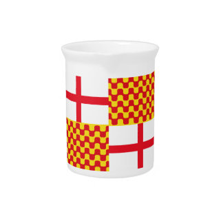 Tabarnia Libre Flag Pitcher