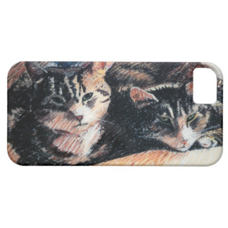 Tabby Cat Barely There iPhone 5/5S Case
