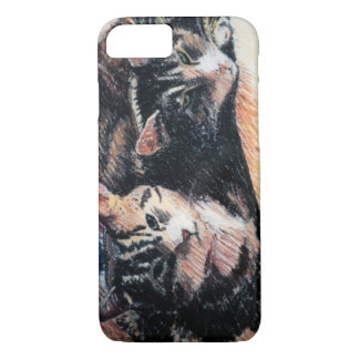Tabby Cat Barely There iPhone 7 Case