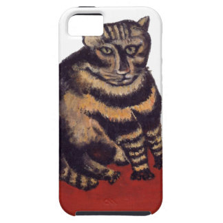 Tabby Cat by Henri Rousseau iPhone 5 Covers