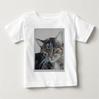 Tabby Cat - samantha Baby T-Shirt