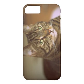 Tabby Cat Vintage 1960s iPhone 7 Case