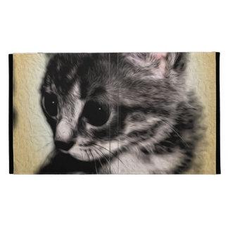 Tabby Kitten iPad Cases