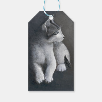 Tabby Kitten Gift Tags