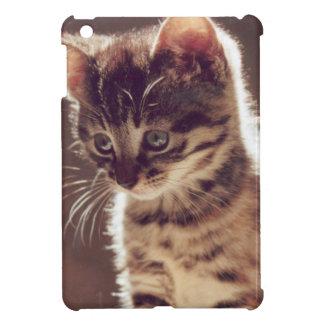 Tabby Kitten Cover For The iPad Mini