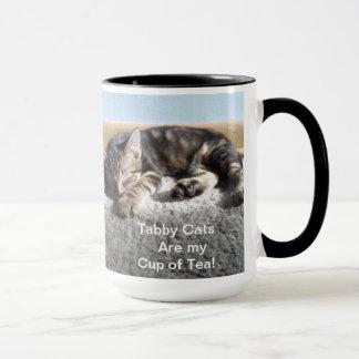 Tabby kitten Mug