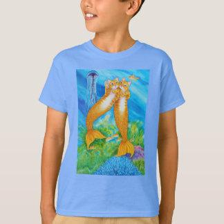 Tabby MerCats T-Shirt