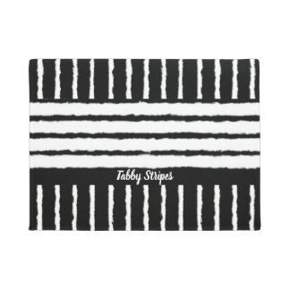 Tabby Stripes Doormat