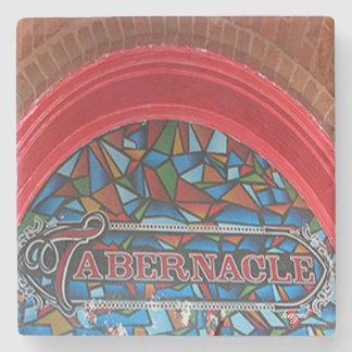 Tabernacle, Downtown, Atlanta Landmark Marble Ston Stone Coaster