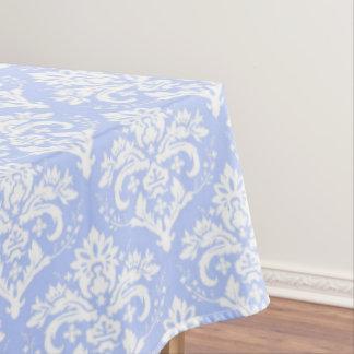 Table Cloth - Wedgewood Blue Damask