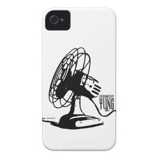 Table Fan Phone Cases iPhone 4 Case-Mate Case