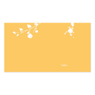 Table Guest Card - A Great Pear Business Cards